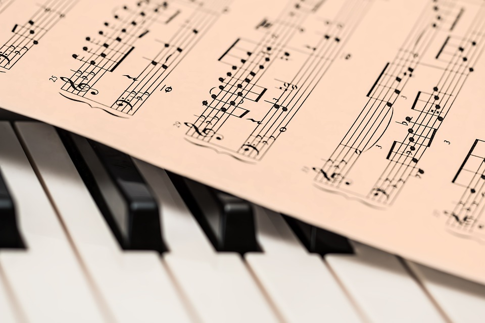 Piano, Recorder, Singing For Musical Theatre